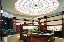 corporate building interior design